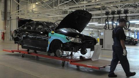 Дженерал моторс небудет торговать собственный завод в северной столице