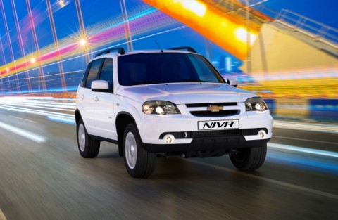 20% авто марки Шевроле Niva реализуются посхеме Trade-In