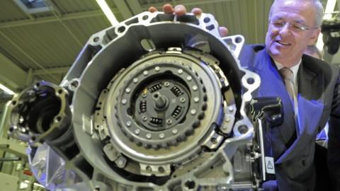 VW непланирует заниматься разработкой 10-ступенчатой коробки переключения передач